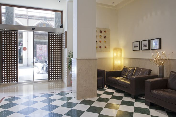 Hotel Plaka, three star, is an excellent choice for a demanding client, in a terrific location. Five minutes walk from Syntagma square. Acropolis, museums, Parliament, shopping area of #Plaka and Ermou street, the Athens Cathedral are all on your door step from the hotel. You are really in the heart of #Athens, in the best location. From the roof top you can enjoy a breathtaking view of Acropolis, and Plaka area. The hotel was renovated in 2011.