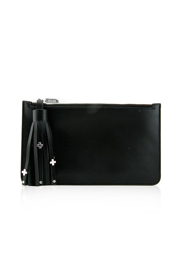 Dylan Kain  - The Bowery Pouch - Silver