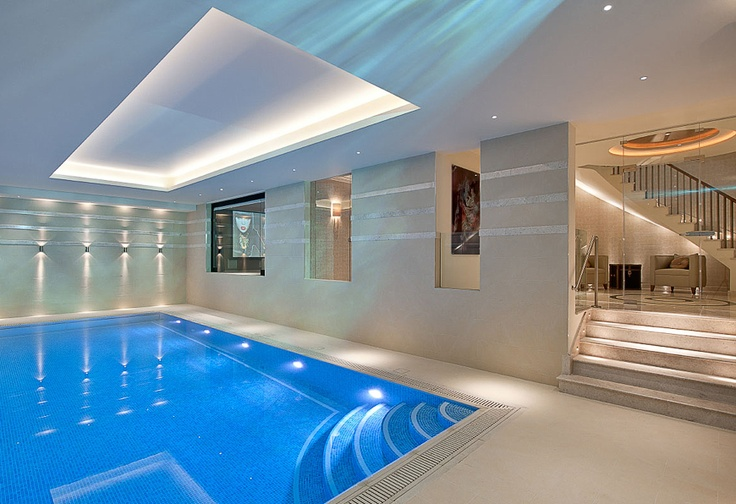 24 best images about elegant indoor pool on pinterest for Swim spa in garage
