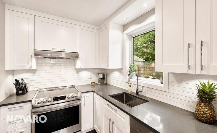 Armoires de cuisine - DES PRÊLES | Armoires de cuisines Québec | Novaro