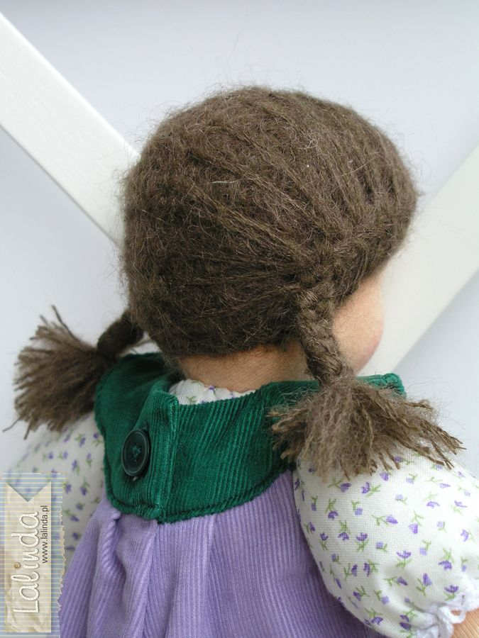 Crochet Hair You Can Get Wet : ... ricci how to make curly doll hair bambolando hair tutorial see more