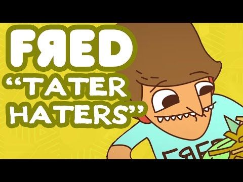 """""""Tater Haters"""" Music Video - Fred Figglehorn - YouTube"""