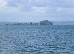 Lago di Bolsena, l'Isola Bisentina
