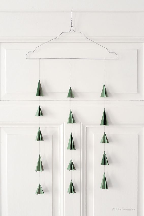 Minimalistisches Weihnachts-DIY