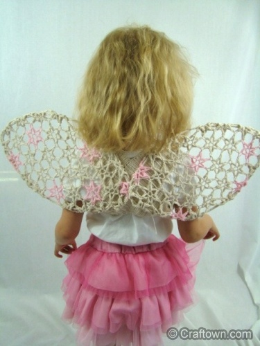 Free Crochet Angel Wing Dress Pattern : Top 25 ideas about Masks & Wings, Free Patterns on ...