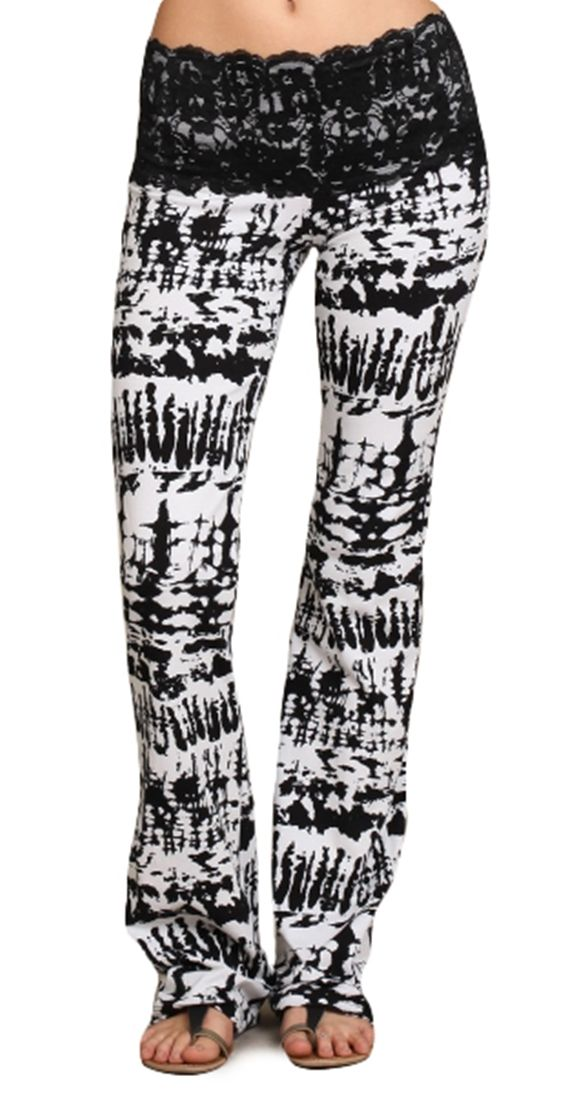 "#silvericing #junglequeenpants LOVE!!!! ""Sister"" to the Paisley Print pant"