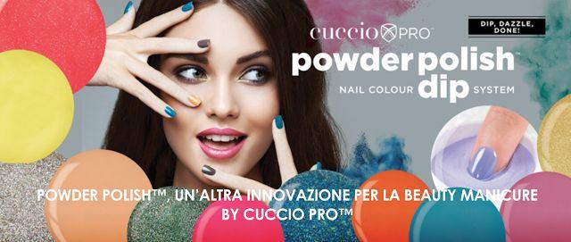 Mecapp: Cuccio Pro™ - Powder Polish™, un'altra innovazione...