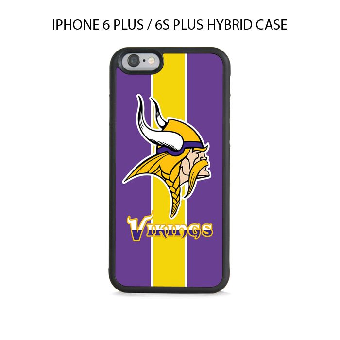 Minnesota-Vikings iPhone 6/6s PLUS HYBRID Case Cover