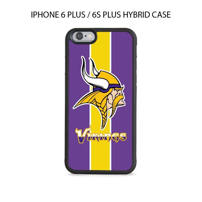 Minnesota-Vikings iPhone 6/6s PLUS HYBRID Case Cover