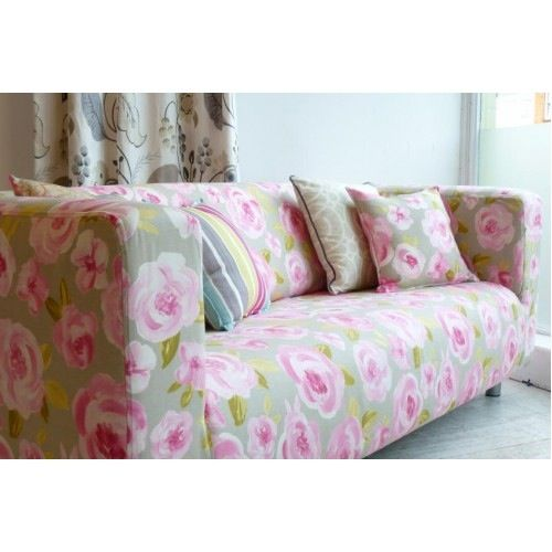 1000 images about klippan sofa cover colorful on for Canape klippan ikea