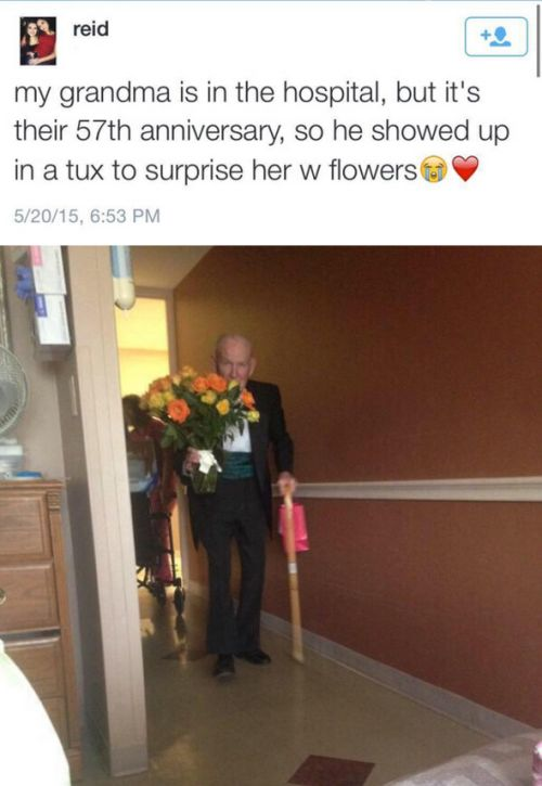 57 Years of Relationship Goals