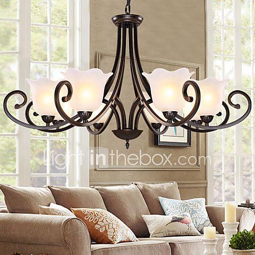 Oltre 25 fantastiche idee su lampadari camera da letto su - Lampadari sala pranzo ...