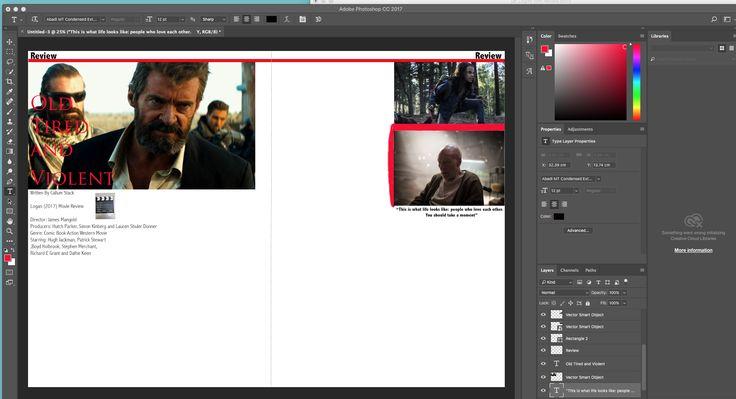 Final Design Logan Review Progress