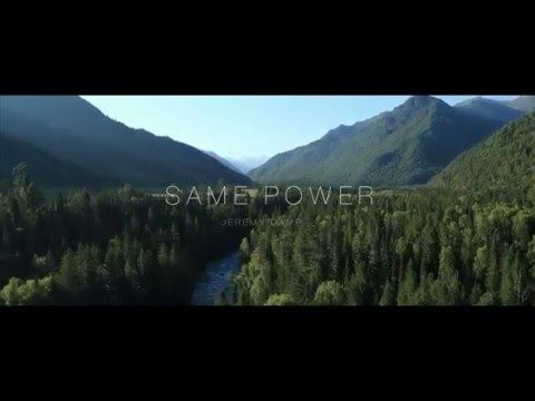 """Same Power"" OFFICIAL Music Video - YouTube Good music  video about sharing the gospel from Jeremy Camp"
