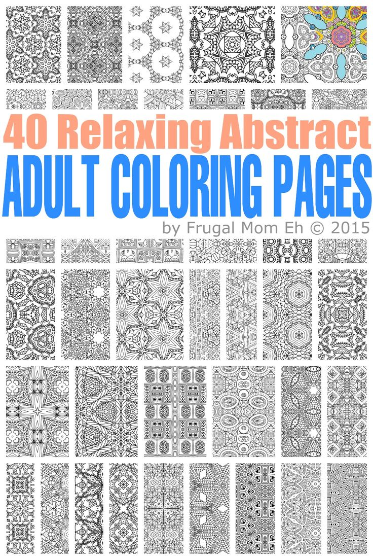top 25 best abstract coloring pages ideas on pinterest