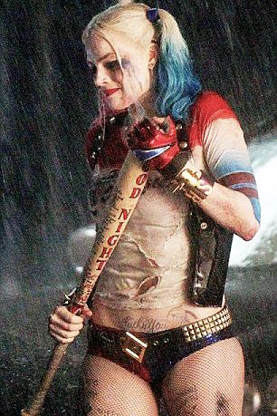 harley quinn suicide squad tattoos - Google Search