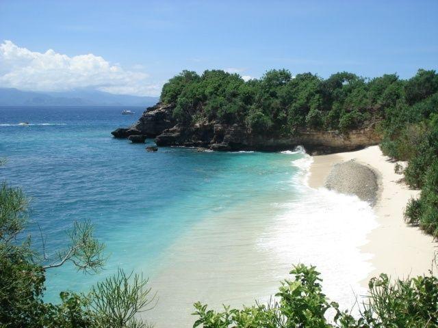 Paradise. One day i'll go back. Mushroom Bay, Nusa Lembongan