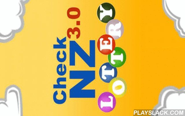 Check NZ Lottery Free  Android App - playslack.com , Check NZ Lottery can be used to check draw results, match your numbers, and reviewing past 30 times draw result.Support Games:Lotto PowerBallStrickBig WednesdayKenoBullsEyeMain Features :- Live Lotto result update- Latest Lotte result hightlight- The week's winning wheel result- statistics the past 30 times draw result- analysis the past 30 times draw result in odd/even, big/small, etc- Check/Matching your numbers with latest 30 times draw…