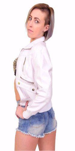 Women's Eggshell Rossi Moto Leatherets Sizes