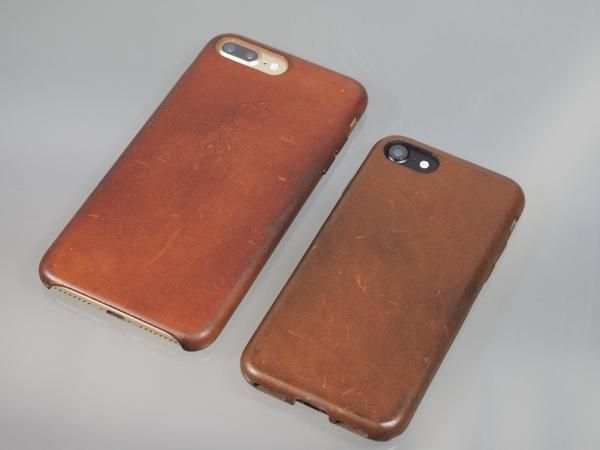 coque iphone 7 en cuir marron   Iphone, Electronic products, Iphone 11