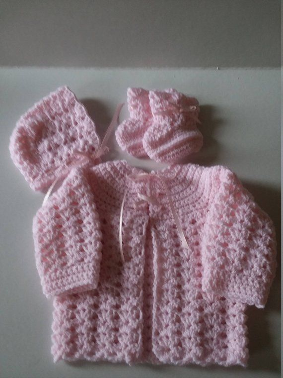 60fecac85 Baby Sweater Set