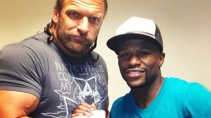 Even WWE seems to be backing away from Floyd Mayweather