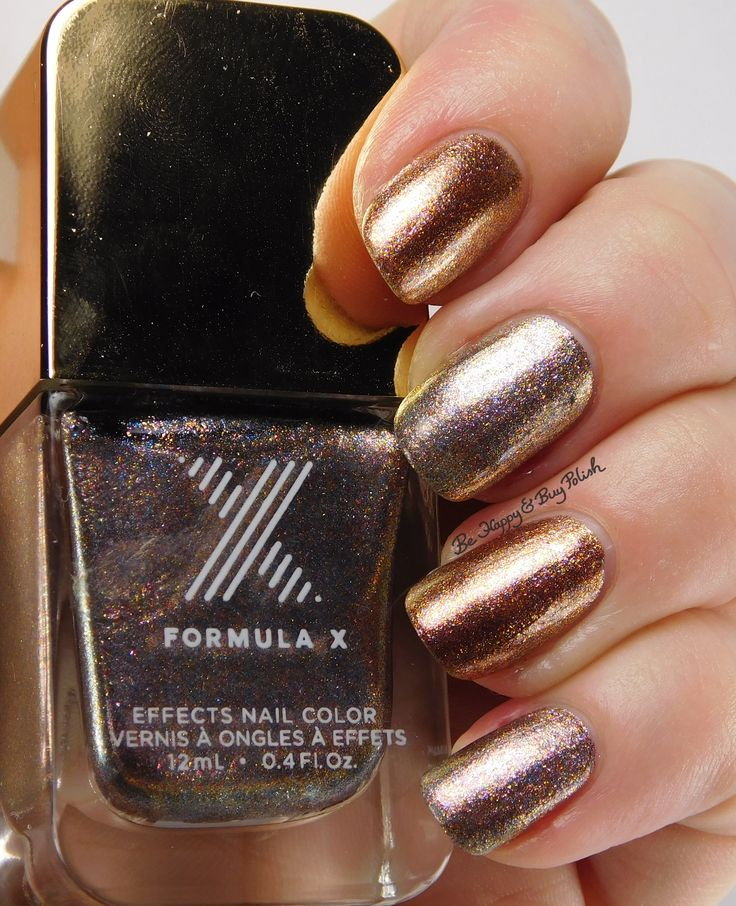 Formula X Alchemy II compared to Formula X Alchemy | Be Happy And Buy Polish http://behappyandbuypolish.com/2016/01/18/formula-x-alchemy-ii-comparison-to-alchemy/