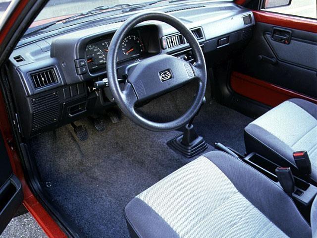 Subaru Justy DL