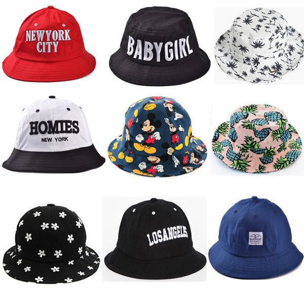 New Arrival Homies Bucket Hat for Men Women Boonie Fishing Summer ... 8f46725486f1