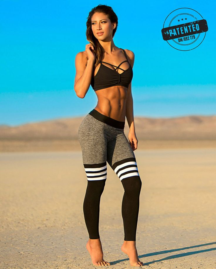 It's not just a look... it's a lifestyle. Bombshell Sportswear ~ high quality, super sexy workout wear created and designed in Los Angeles.