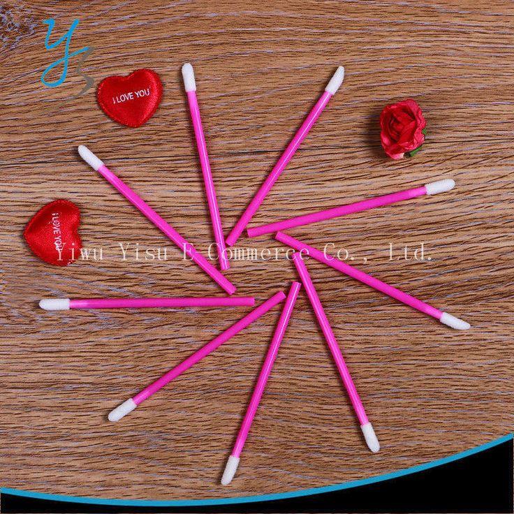 New Lip brush Make Up Tool New Cosmetic Lip Brushes Disposable Portable Lipstick Gloss Lip Brush  1000pcs Wands