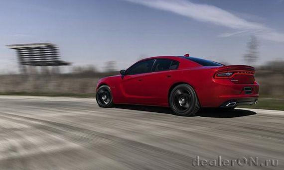 Седан Додж Чарджер 2015 / Dodge Charger 2015