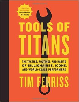 If you need a book to help you reach your goals, perhaps this is it. Read it and exploits it strategies and tactics for your own profit. #books #Amazon #toolsoftitans