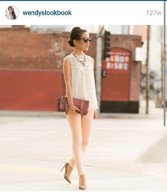 1000  images about Nude Shoes Outfits IDEAS on Pinterest | Pump ...