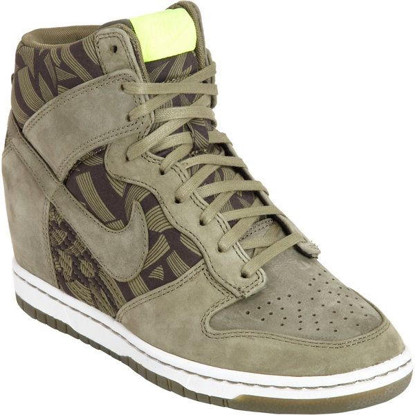 Dunk Sky Hi Liberty OG QS by Nike #sneakers #shoes