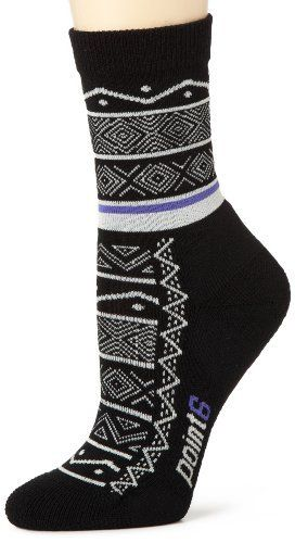 Point6 Nordic Stripe Light 3/4 Crew Socks point6. $17.95