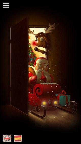 Con SantApp quest'anno Babbo Natale arriva su iPhone e smartphone Android