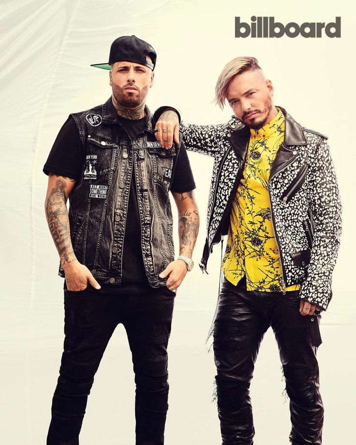 "Nicky Jam y J Balvin 5,133 Likes, 26 Comments - Billboard (@billboard) on Instagram: "" @millermobley"""