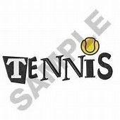 Image result for Tennis Lettering