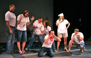 This website is called Stage Milk. It has lots of great theatre games. http://www.stagemilk.com/acting-games/