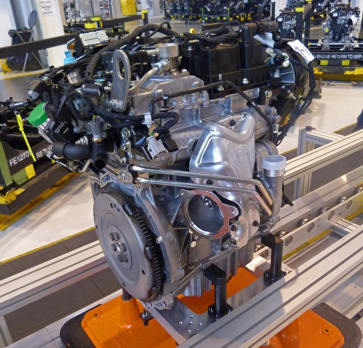 Ford Launches Ford EcoBoost Engine 1.5L Capacity