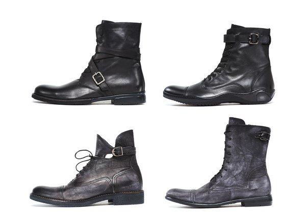#MENSFASHION | Новинки #коллекции #обуви #FW 2011-12 www.mens-fashion.ru