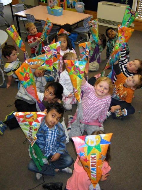 matariki kites primary - Google Search