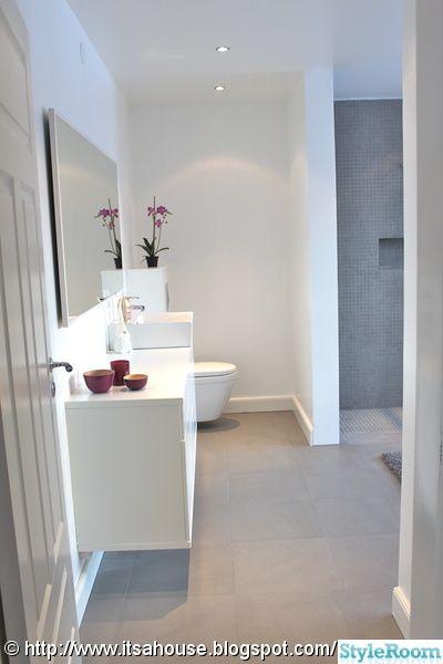 Inspiration för badrum (175 bilder)