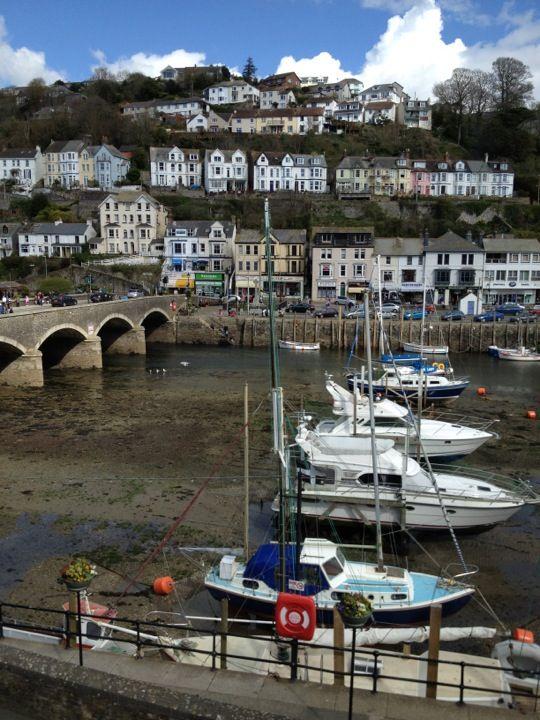 Looe in Cornwall, Cornwall