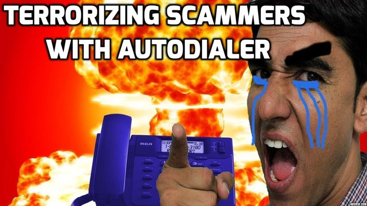 Call Flooding Microsoft Scammers [Auto Dial Headache] https://youtu.be/FbO7mrA0HVA