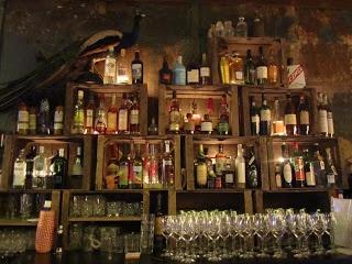The Vintage Bar Of Restaurant Grazie Iiie