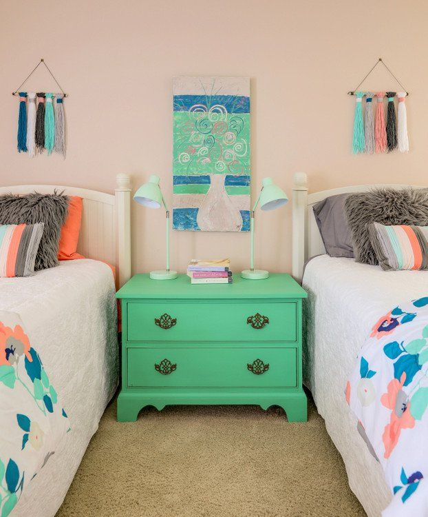 Meaningful Makeovers Girls Bedroom Makeovers Bedroom
