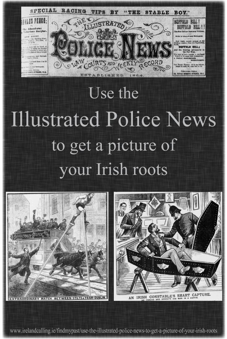 One of the most interesting publications in Findmypast's newspaper archive is the Illustrated Police News, a penny dreadful that dealt in the salacious and macabre.