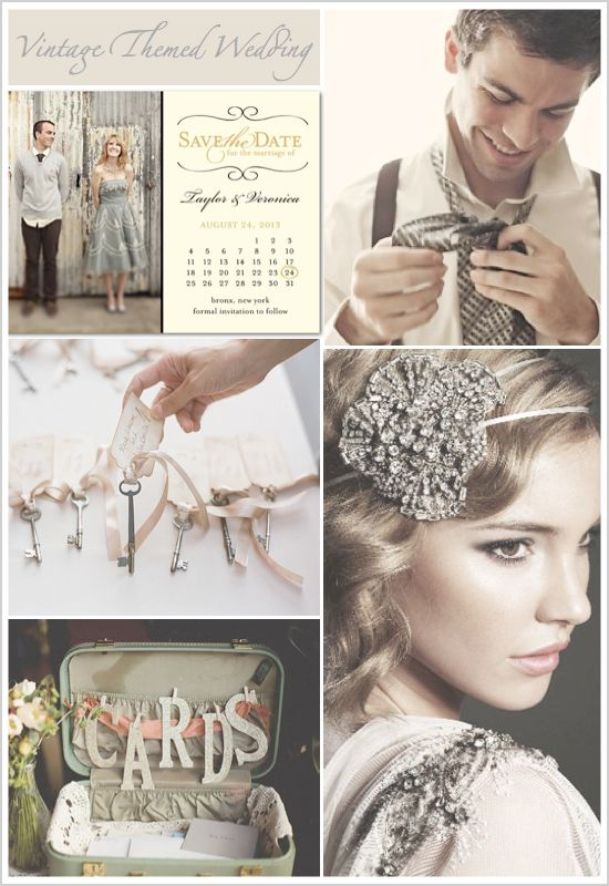 1920′s Themed Wedding Ideas — Wedding Ideas, Wedding Trends, and Wedding Galleries